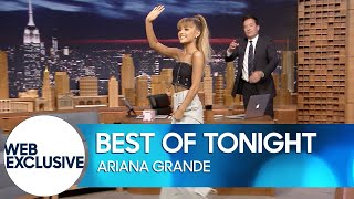 Download Best of Ariana Grande on The Tonight Show Video