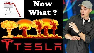 Download TESLA Stock is Getting Destroyed!!! - Now What? Video