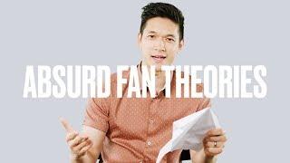 Download Harry Shum Jr. Reads Absurd 'Shadowhunters' Fan Theories | ELLE Video