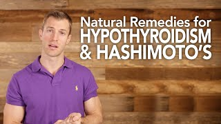 Download Natural Remedies for Hypothyroidism and Hashimoto's Disease Video