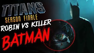 Download TITANS Season FINALE BATMAN KILLS JOKER?! Video