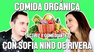 Download COMIDA ORGÁNICA Y SOFÍA NIÑO DE RIVERA - ÑAMÑAM (Episodio 3) Video