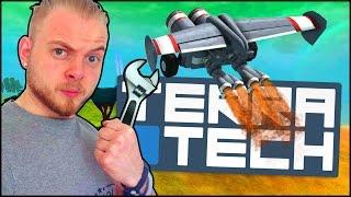 Download SquiddyPlays - TerraTech! - DESIGN, CONSTRUCT, BATTLE! Video