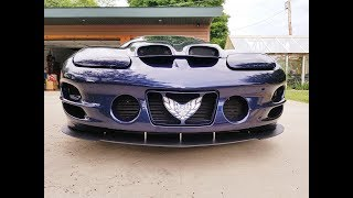 Download Supercharged 408 CI LSX Sinister Trans am Video