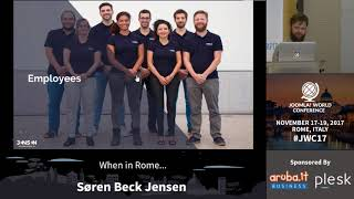 Download When in Rome... Søren Beck Jensen Video