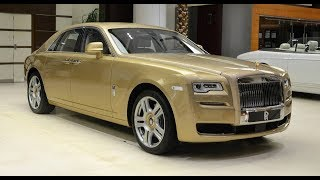 Download New rolls royce ghost 2018 - Interior and Exterior Details Video