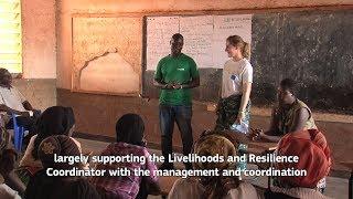 Download EU Aid Volunteers: Sarah in Malawi Video
