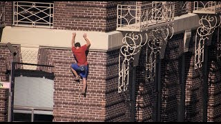 Download Stride Health: Alex Honnold's Urban Ascents (Full Film) Video