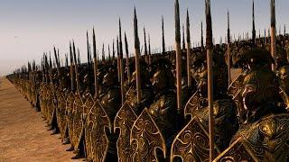 Download Elrond Ve Ayrıkvadi Elfleri Haradrim Topraklarını İşgal Ediyor! - Yüzüklerin Efendisi: Total War Video