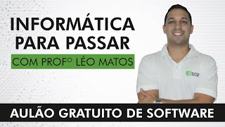 Download Aulão Gratuito de Software - Professor Léo Matos Video