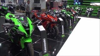 Download The Kawasaki 2017 Super Sports 650cc Motorcycles Video