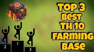 Download Th 10 Top 3 Farming Base of 2018 | Best 3 Farming Base Of 2018 | Clash with GK | COC Video