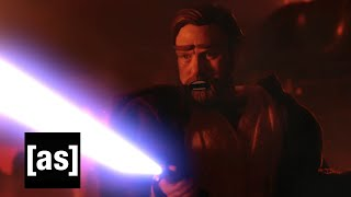 Download Obi Wan Takes The High Ground | Robot Chicken | Adult Swim Video