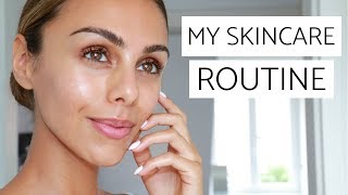 Download MY MORNING SKIN CARE ROUTINE | Annie Jaffrey Video
