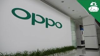 Download OPPO Factory and Office Visit! Video