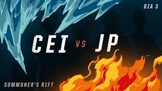Download CEI x JP (Dia 3 - Todos por Um) - IWCA 2016 Video