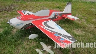 Download Skywing 48″ Edge 540T Epp 3D Build from Hobbyking USA Video