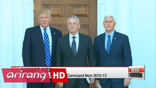 Download Trump names James Mattis as secretary of defense Video