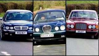 Download Second Hand Heroes: Bentley Alternatives - Fifth Gear Video