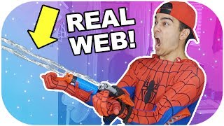 Download 5 EPIC SPIDER-MAN TOYS! SPIDER-MAN HOMECOMING TOY REVIEWS! Video