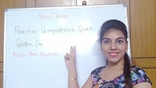 Download Don't miss last Golden Chance, Practice Computerised Quiz With Me Video