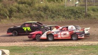 Download Mini Stock Heat Three | Genesee Speedway | 9-17-17 Video