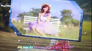 Download Hãy Cho Anh Cơ Hội Sửa Sai - Châu Khải Phong if Liêu Ngọc Lan | Share Sub + Karaoke Effect LD MV Video