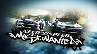 Download Need For Speed: Most Wanted (2005) | BMW M4 ''No Limits'' vs. BMW M3 GTR (MOD) [HD] Video