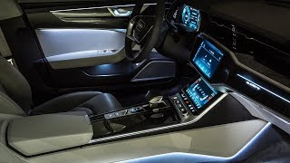 Download 2018 Audi A7 Sportback - INTERIOR Video