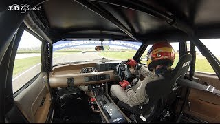 Download Race-Winning SD1 Drive Goodwood Members' Meeting Video