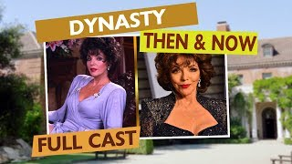Download DYNASTY FULL CAST - Then & Now Video