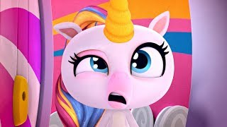 Download Fingerlings Tales | Gigi The Unicorn Is A Drama Queen | Kids Cartoons Videos For Kids Video