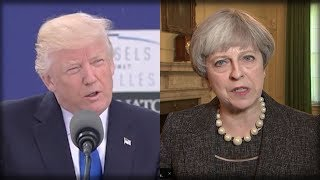 Download RIGHT AFTER HORRIBLE LEAKS, TRUMP JUST MADE PROMISE TO ENGLAND THAT WILL DESTROY THE LEAKERS! Video