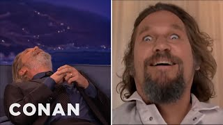 Download Jeff Bridges' Insane ″Big Lebowski″ Story - CONAN on TBS Video