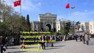 Download Top Universities in Turkey Video