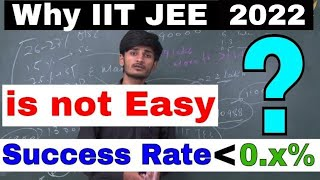 Download Why IIT JEE 2019 is very hard to Crack? % of success ?आइये जानें || By-Kartikey pandey(iit bhu). Video