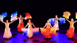 Download Belly Dance Adelaide Fan Veil Video