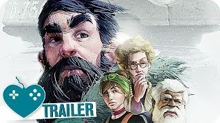 Download IMPACT WINTER Trailer (2017) PC Game Video