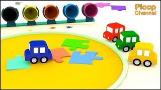 Download Cartoon Cars - SEA of SAND! - Cartoons for Children - Children's Animation Videos for kids Video