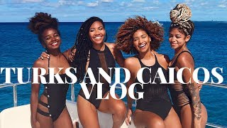 Download Travel Vlog: Girls Trip to Turks and Caicos #GorjessTravels Video