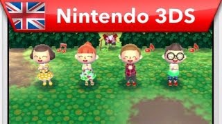 Download Reasons to love Animal Crossing: New Leaf (Nintendo 3DS) Video