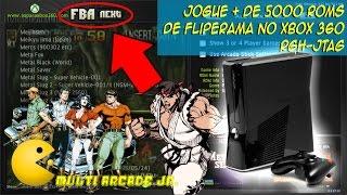 Como instalar Emulador de Fliperama • [ OpenBoR v3 0 ] • PARA XBOX