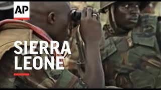 Download SIERRA LEONE: REBELS LOYAL TO OLD REGIME STILL FIGHTING ECOMOG Video