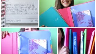 Download Back to School: How to Stay Organized! Video