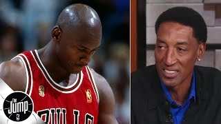Download Scottie Pippen remembers Michael Jordan's iconic 1997 Flu Game | The Jump | ESPN Video
