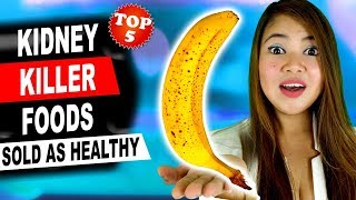 Download Top 5 KIDNEY KILLER Foods - Avoid Them to Keep Your Kidneys Healthy Video