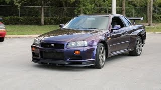 Download ULTIMATE Skyline GTR ride along! R32 R33 R34 R35 Video