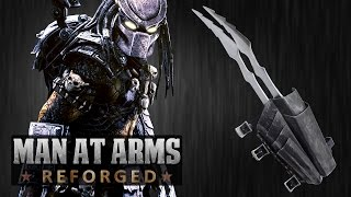 Download Predator Blades (Alien vs. Predator) - MAN AT ARMS: REFORGED Video