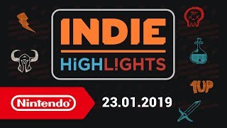 Download Indie Highlights - 23.01.2019 (Nintendo Switch) Video