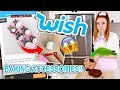 TESTING PRODUCTS FROM WISH!!! EXPECTATION VS REALITY BAKING 2019